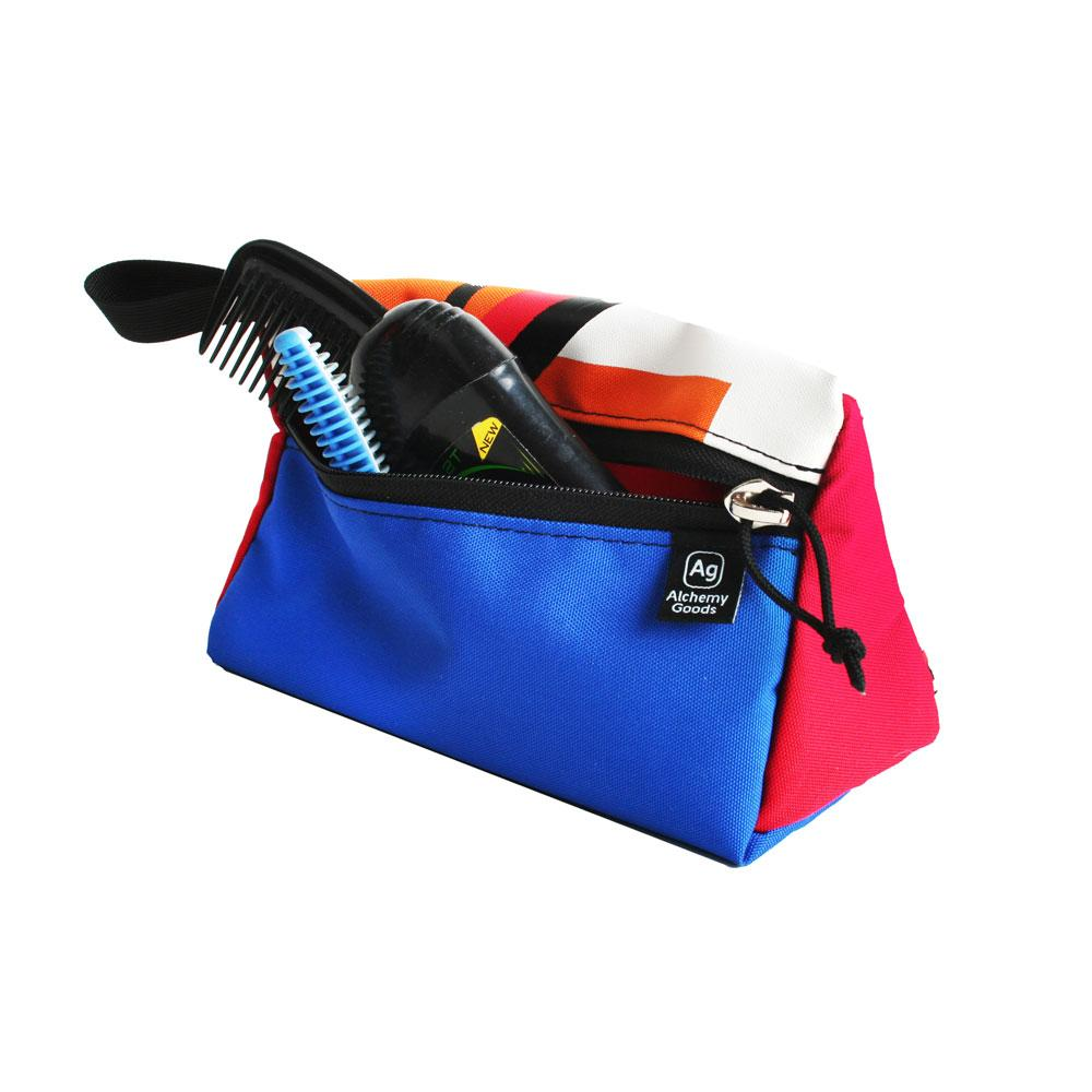 Beak upcycled Travel Kit- Eco-friendly- Made in the USA - Saves Landfill Space!