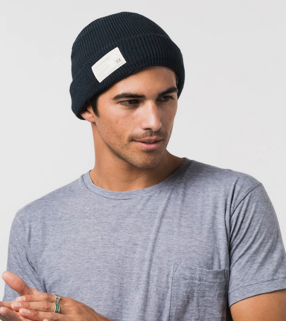 Drifter Classic Beanie Hat, Fair Trade, Help Break the Cycle of Poverty