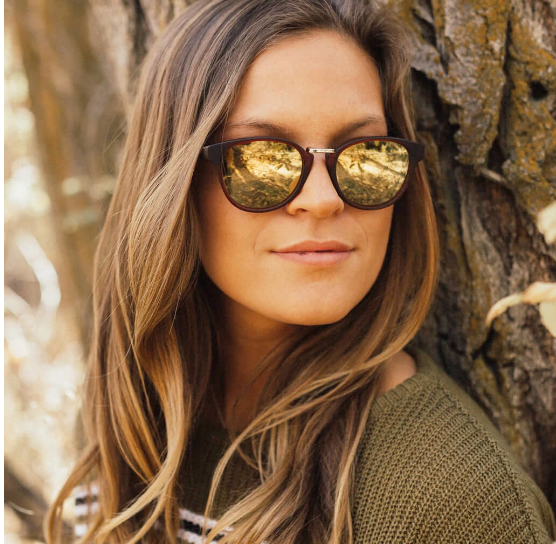 Ada Eco-Friendly Renewable Acetate Sunglasses- Supports Health & Vision Programs