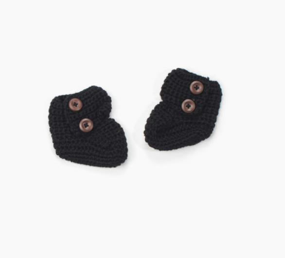 Hand Made Baby Moccasins, Fairtrade - Give Back Goods