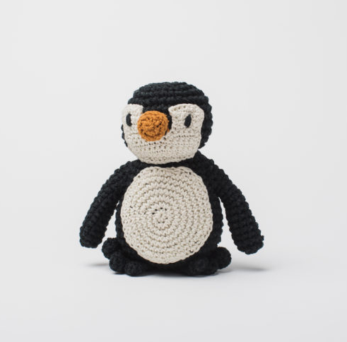 Hand Crocheted Stuffed Animals- Help Break the Cycle of Poverty - Give Back Goods