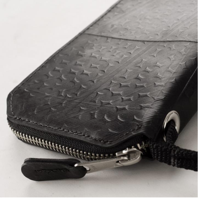 Fauntleroy Upcycled Clutch Wallet- Made from truck Inner Tubes in the USA - Eco-Friendly - Saves Landfill Space! - Give Back Goods
