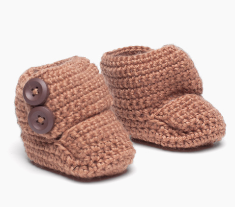 Hand Made Baby Moccasins- Help Break the Cycle of Poverty - Give Back Goods