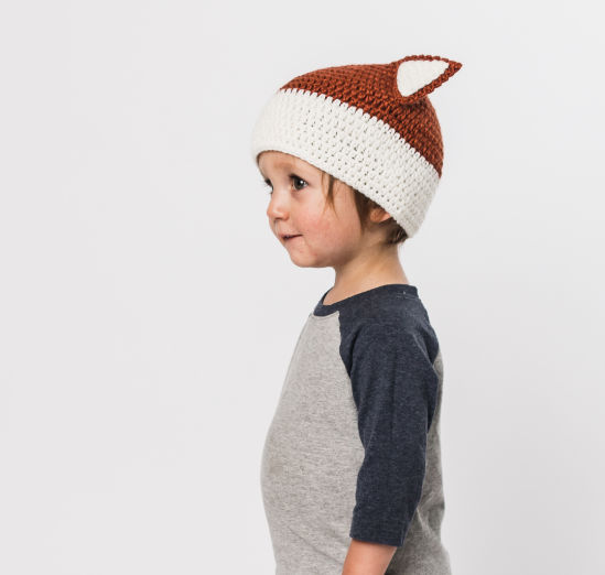 The Fox Baby / Child Hat - Helps Break the Cycle of Poverty - Give Back Goods