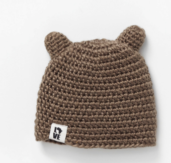 The Teddy Bear Hat - Helps Break the Cycle of Poverty! - Give Back Goods