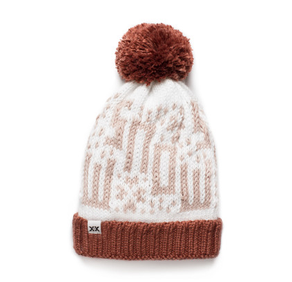 Snow Daze Jr. Beanie Hat- Helps Break the Cycle of Poverty - Give Back Goods