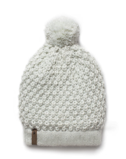 Abby Jr. Baby/Child Pom Hat - Help Break the Cycle of Poverty! - Give Back Goods