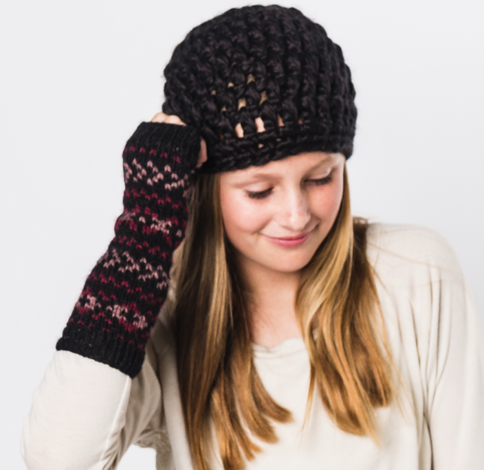 Carly Kids Arm Warmers- Help Break the Cycle of Poverty! - Give Back Goods