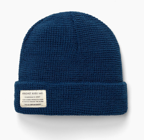 Drifter Classic Beanie Hat- Help Break the Cycle of Poverty - Give Back Goods