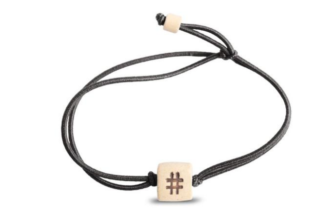 Ceramic Bead Symbol Bracelets- Gives 1 week of Water to an African Family - Give Back Goods