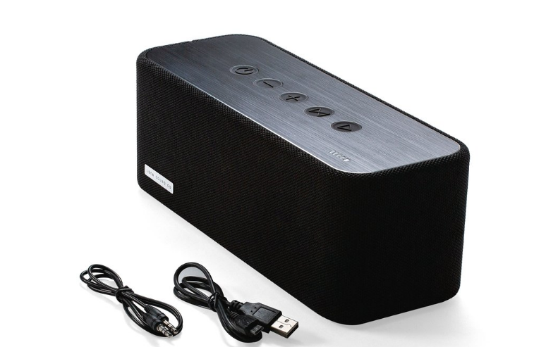 Wireless Speaker & Charge Bank- Gives hearing aids to people in need - Give Back Goods