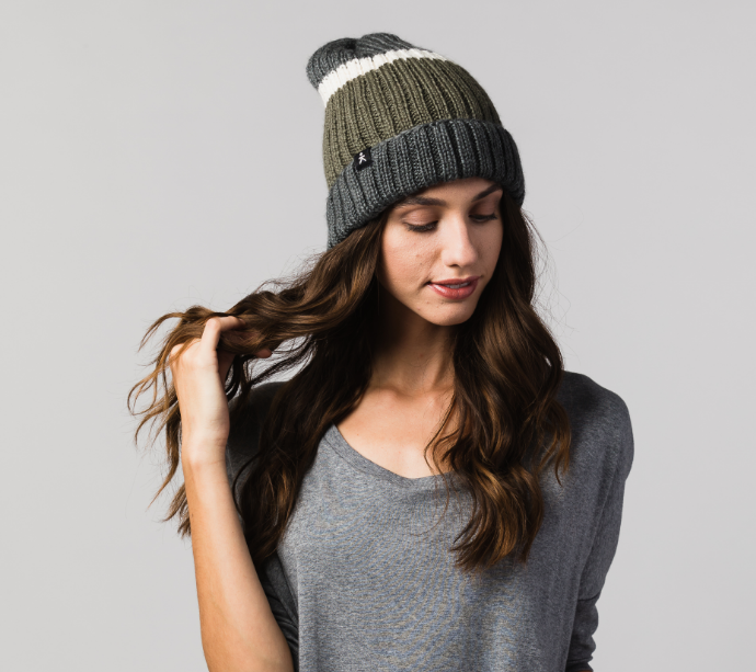Handmade Alpaca Hadley Beanie Hat- Help Break the Cycle of Poverty - Give Back Goods