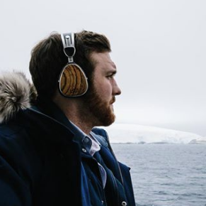 Wireless Wood Troubadour Headphones - Gives hearing aids to people in need! - Give Back Goods