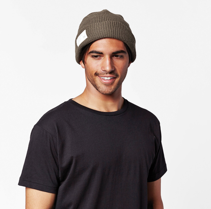 Drifter Classic Beanie Hat, Fair Trade, Help Break the Cycle of Poverty - Give Back Goods
