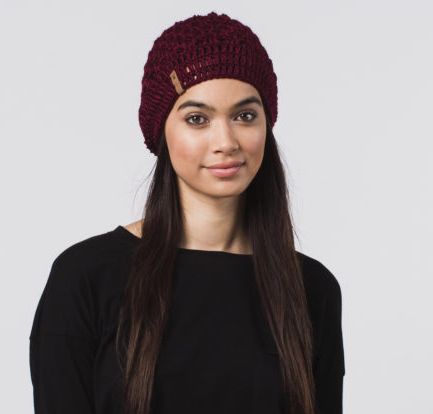 Handmade Beret Beanie Hat, Fairtrade - Give Back Goods