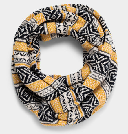 Handmade London Scarf,  Fair Trade - Give Back Goods