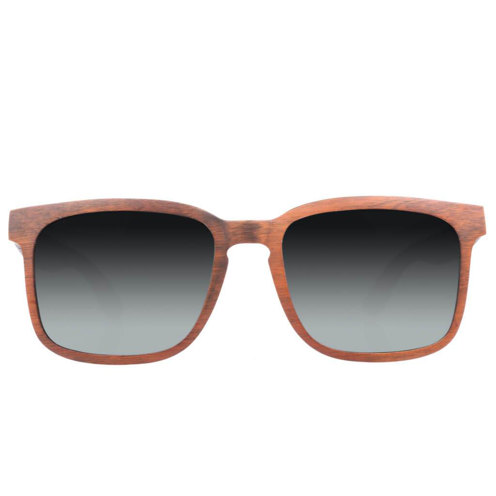 Sustainable Wood Federal Sunglasses- Gives Back to Vision & Environmental