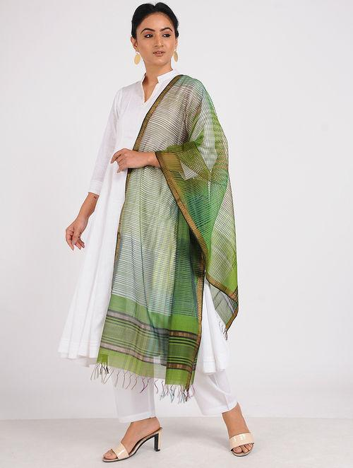 Maheshwari dupatta Sarees & Stoles Sonal Kabra Sonal Kabra Buy Shop online premium luxury fashion clothing natural fabrics sustainable organic hand made handcrafted artisans craftsmen