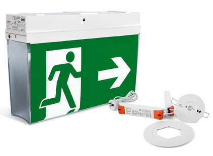 Emergency and Exit Lights