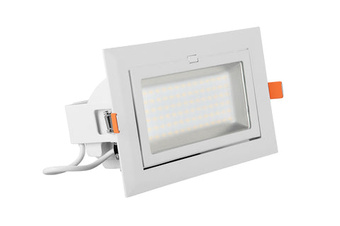 SF Series LED Shopfitter - 60W - Integrated Power