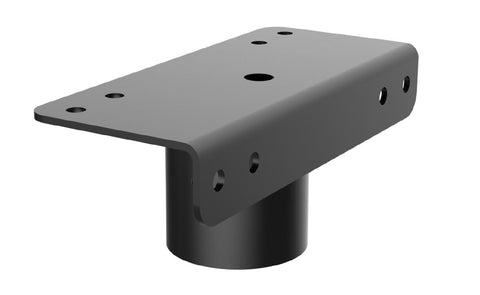 CF Series Pole Bracket Adaptor - 60mm - Integrated Power