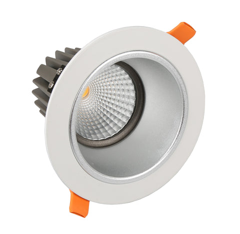 DLA Low Glare Series LED Downlight - 13W - Integrated Power