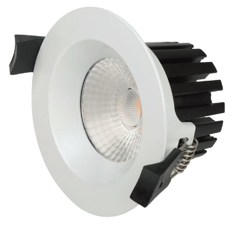 DLA Low Glare Series LED Downlight - 8W - Integrated Power