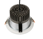 DLA Custom Low Glare Downlight - 9W - Integrated Power