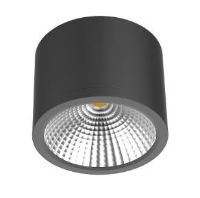 DLS Series LED Surface Downlight - 35W - Integrated Power