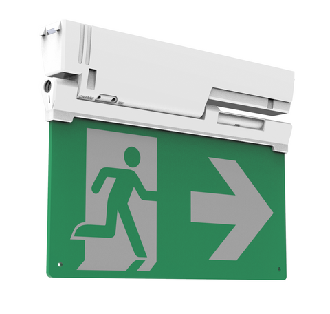 Integrated Power_Emergency exit blade