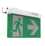 Integrated Power_Emergency exit blade wall mounted