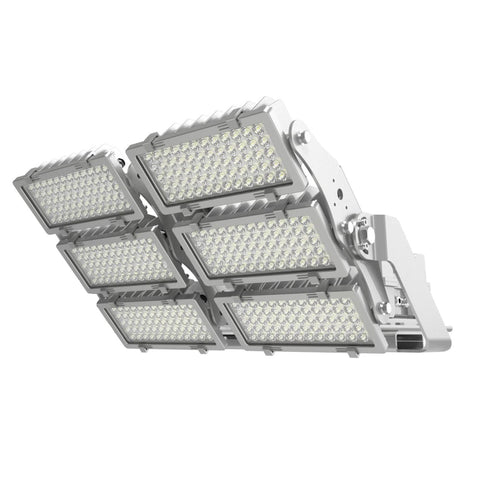 FLC Series High Output Floodlight - 1200W - Integrated Power