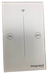 HBX Series Zigbee Touch Switch - Single Gang - Integrated Power