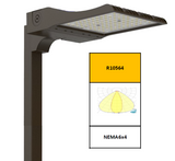HFS Series Sports Floodlights - 240W - Integrated Power
