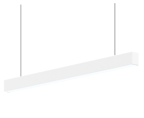 LB Series Linear LED Batten - 36W, 1200mm - Integrated Power