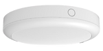 OYW Series LED Oyster - 15W to 25W Range - Integrated Power