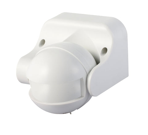 Outdoor Motion Sensor - Microwave - Integrated Power