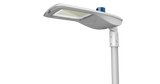 SL2 Series LED Streetlight with PE Cell - 50W - Integrated Power