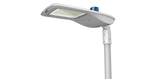 SL2 Series LED Streetlight with PE Cell - 90W - Integrated Power