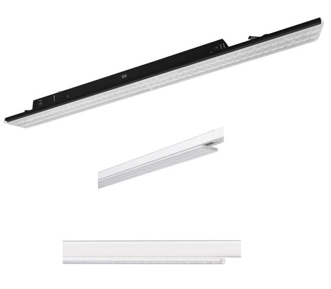 TR Series LED tracklight_black linear 1500mm