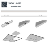 TBL Series TekBar Linear - LED lighting - Integrated Power