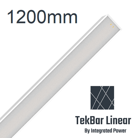 TekBar linear-low glare diffused 1200mm