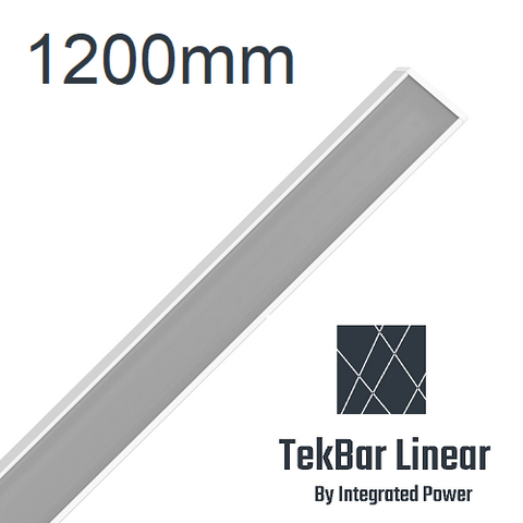 TekBar linear-low glare wall washer 1200mm