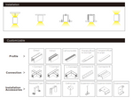 LT Series Linear Lighting System - Integrated Power