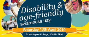 Disability & Age-Friendly Awareness Day