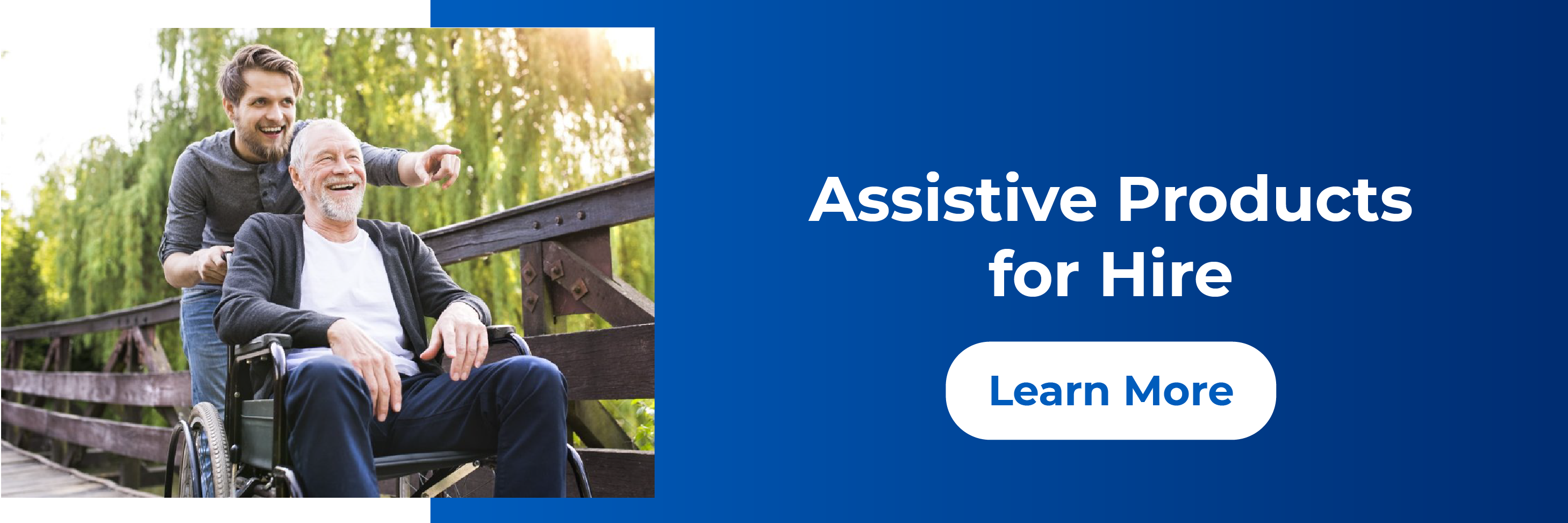 Assistive Product Hire