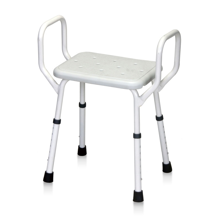 sc 1 st  Independent Living & Waiwera Shower Stool with Arms u2013 Independent Living