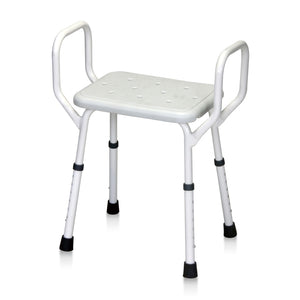 Waiwera Shower Stool with Arms