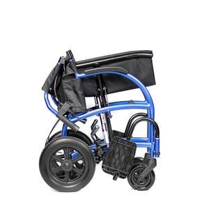 STRONGBACK Excursion 12 Transit Wheelchair Folded