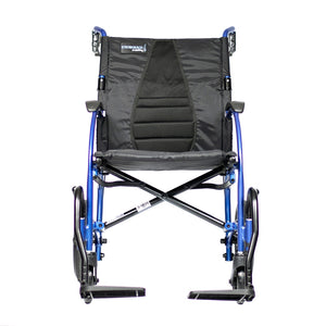 STRONGBACK Excursion 12 Transit Wheelchair Front